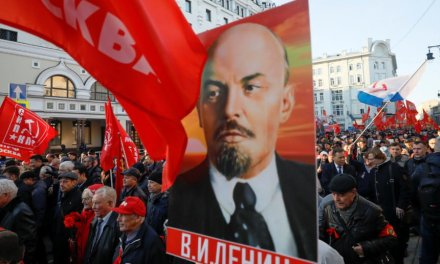 FACT CHECK: Did Vladimir Lenin Say 'Socialized Medicine Is The Keystone To The Arch Of A Socialist State'?