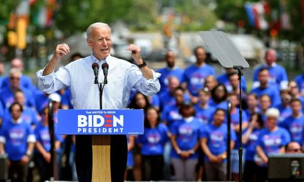 In Philly rally, Joe Biden offers unity to replace Trump's 'hatred'