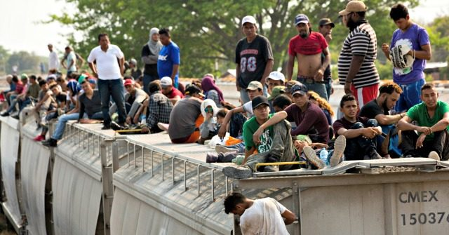 Migrants Arriving in U.S. Are 'Picketing Mob' for Open Borders