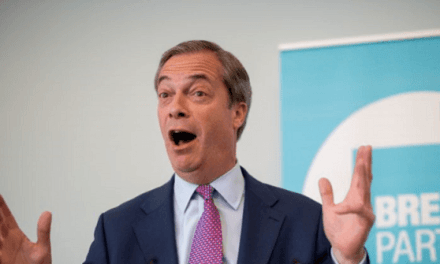 Brexit Party Hits 35 Per Cent Six Days Before EU Elections