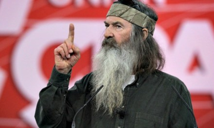 Phil Robertson, Unashamed: 'The Evil One' Is Running the Democrat Party