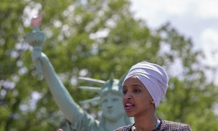 Ilhan Omar: U.S. Strategy in Syria Taking 'Cues' from Russia, Turkey