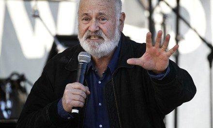 Rob Reiner: 'My Energy Is Focused On Making Sure Trump Doesn't Serve Another Term'