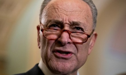 Schumer: Republicans Are Circling The Wagons Around Trump, Trying To 'Whitewash His Reprehensible Conduct' | Breitbart