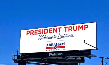 Louisiana Gives Trump Warm Welcome: 'We're Fired Up to Have' Him