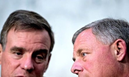 Miller: Richard Burr Is Being a Wimp Here, Getting Rolled by Mark Warner