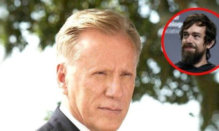 James Woods Banned from Twitter Amid Silicon Valley's Conservative Blacklisting Campaign