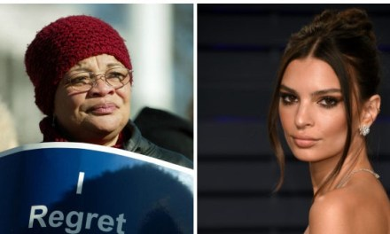 Alveda King Calls Out Emily Ratajkowski's 'Very Racist' Abortion Comments