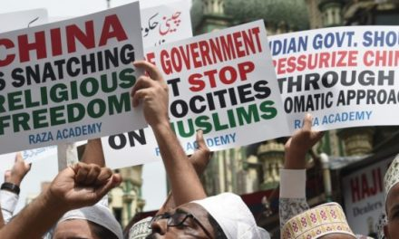 Senate Moves Bill Forward to Urge Sanctioning China for Muslim Camps