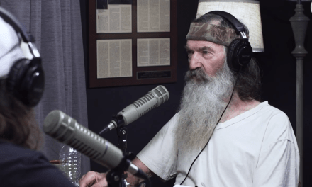 Unashamed with Phil Robertson: Flawed but Forgiven People
