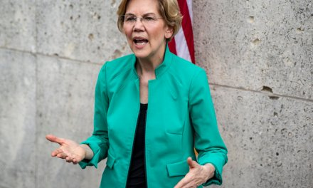 Liz Warren's hypocrisy exposed after blasting Joe Biden for holding 'swanky private fundraising' event