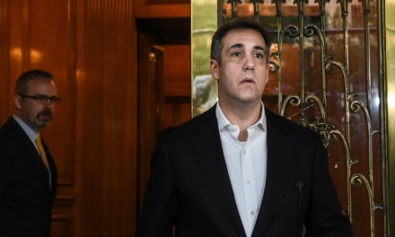 Michael Cohen sued President Trump for $4 million — here's why