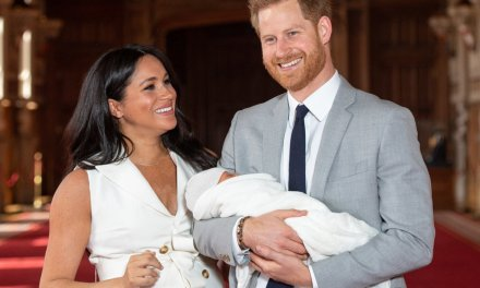 Comedian faces police investigation over controversial tweet about new royal baby