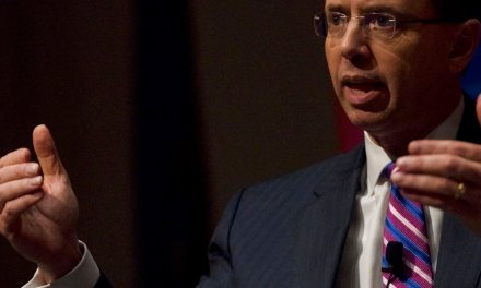 Former Deputy Attorney General Rod Rosenstein hits James Comey with a scathing criticism