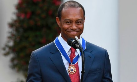 Tiger Woods named in wrongful-death suit by family of alcoholic employee who died in drunk-driving crash