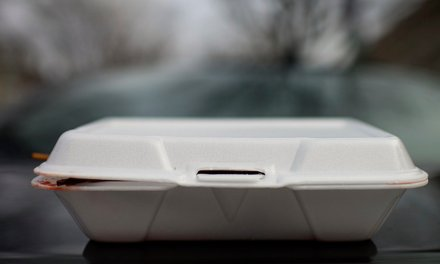 Environmentalists applaud Maine's governor for signing law to ban disposable foam food containers