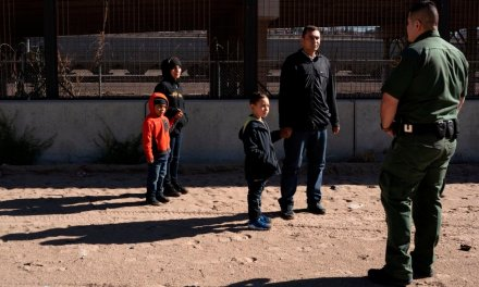 Thousands of fraudulent 'families' caught at US border in recent months, reports say
