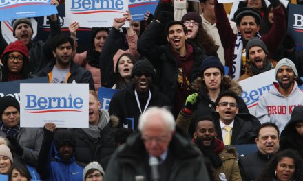 Gallup Poll: Nearly 50 percent of Americans would vote for a socialist presidential candidate