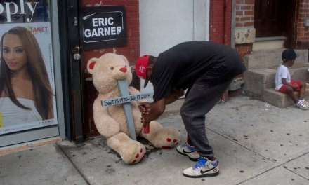 NYPD officer admits to falsifying police report after Eric Garner's death in 2014