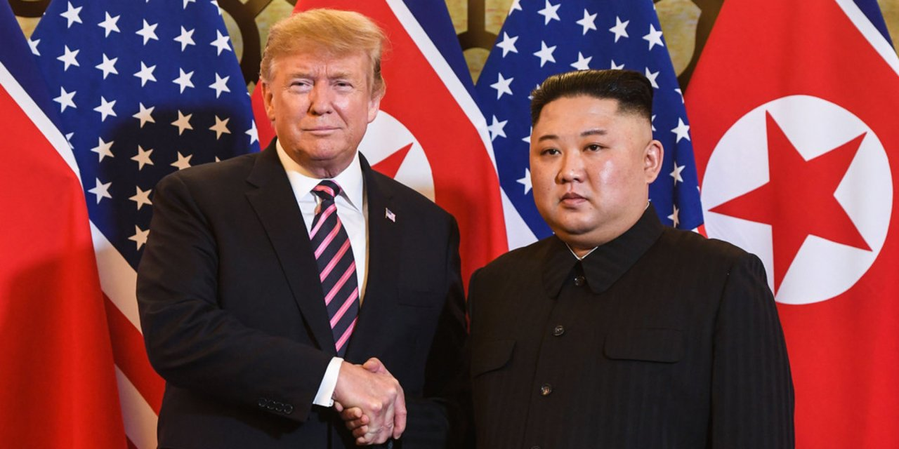 Trump tweets confidence in 'Chairman Kim' over 'small weapons' in apparent slight to John Bolton