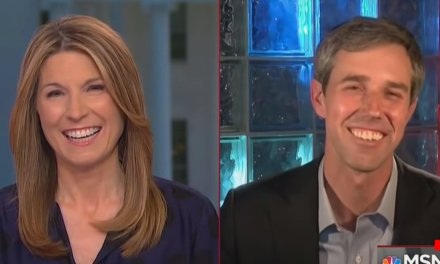 MSNBC host asks Beto how media can 'do better' for him: 'If you don't like the coverage you can change it'