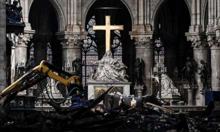 French Senate votes to keep Notre Dame Cathedral as it was before the fire