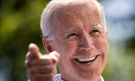 Biden may have a difficult time distancing himself from 1994 crime law—he once called it the 'Biden crime bill'