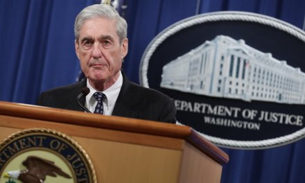 WTF MSM!? Mueller's sole purpose was to give the media its impeachment sound bite