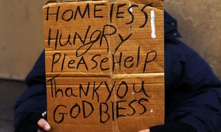 Giving cash to panhandlers could cost you $50 in this New Jersey city