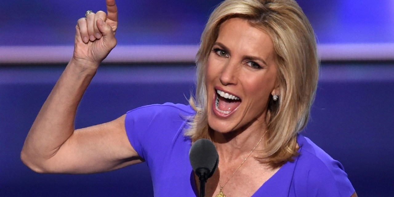 Fox News defends Laura Ingraham from outrage over segment that included white supremacist