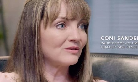 Columbine victim's daughter shares her amazing journey of forgiveness