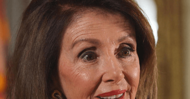 Pelosi: We Cannot 'Accept' a Second Term for Donald Trump   Breitbart