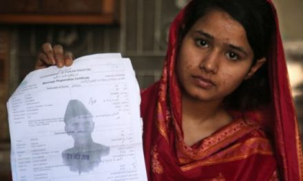 Pakistani Christian Girls Lured to China and Sold as Brides