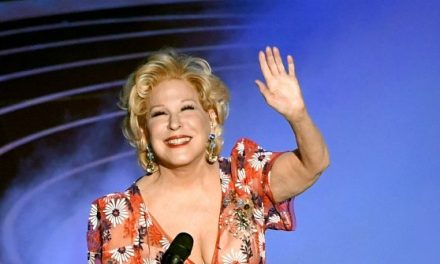 Bette Midler Joins Sex Strike to Protest Georgia 'Heartbeat' Law