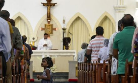 Sri Lanka Churches Open for First Time Since Easter Bombings