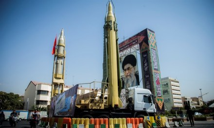 Iran is 'six months away from an atomic bomb'