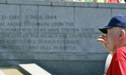 Watch Live: Lawmakers Gather for D-Day 75th Anniversary Commemoration