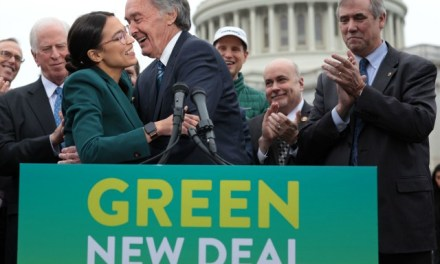 Green New Deal Author Ed Markey Broke 'No Fossil Fuel Money' Pledge