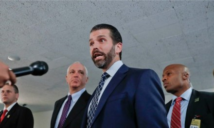 Donald Trump Jr. on Testimony to Senate: 'There Was Nothing to Change'