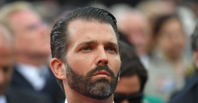 Donald Trump Jr. Ready to Campaign Against Justin Amash in Michigan
