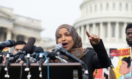 Ilhan Omar Says It Is 'Un-American' for ICE to Detain Illegal Immigrants