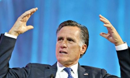 Mitt Rips Trump: 'Simply Unthinkable' to Accept Foreign Dirt on Opponents