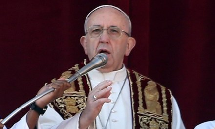 Pope Francis Urges Carbon Tax to Avert Climate 'Catastrophe'