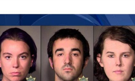 Three Arrested In Connection With Violent Antifa Protests In Portland