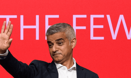Sadiq Khan: Trump Is 'Global Threat', Farage a '20th-century Fascist'
