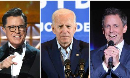 Late-Night Hosts Crown Joe Biden Debate Night Loser: He Got His Teeth Kicked In