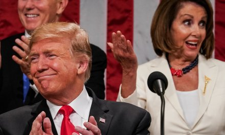 Pelosi erupts during meeting with top Dems about impeaching Trump: 'I want to see him in prison'