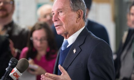 Former NYC mayor Bloomberg pledges half a billion to end coal and natural gas usage in the United States