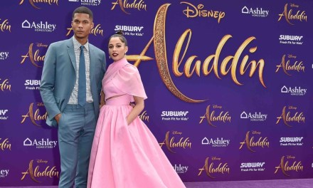 Star of new 'Aladdin' movie explains how she stays grounded in her Christian faith while keeping a Hollywood career