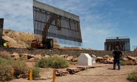 Government tells privately funded border wall buildersthey must keep the barrier's gate open